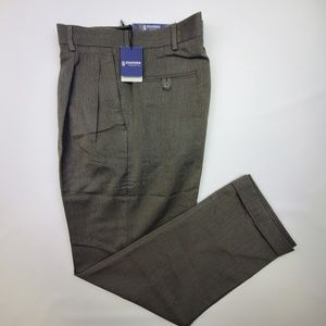 Stafford Classic Fit Wrinkle Resistant Dress Pants
